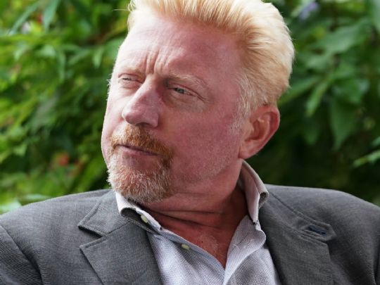 Boris Becker's Bankruptcy Restrictions Extended