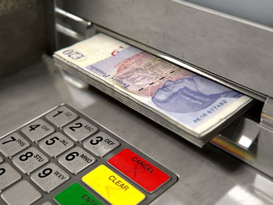 Ever Wondered Why Cash Machines Seemed To Be Disappearing?