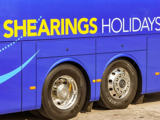 Shearings Enters Administration